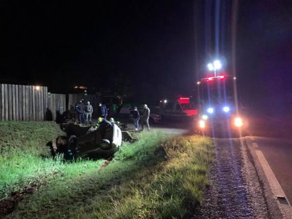 Homem morre em acidente em Não-Me-Toque