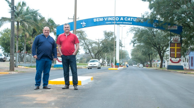 Baroninho e Tim é a dupla do PDT e PT para concorrer à prefeitura de Catuípe.
