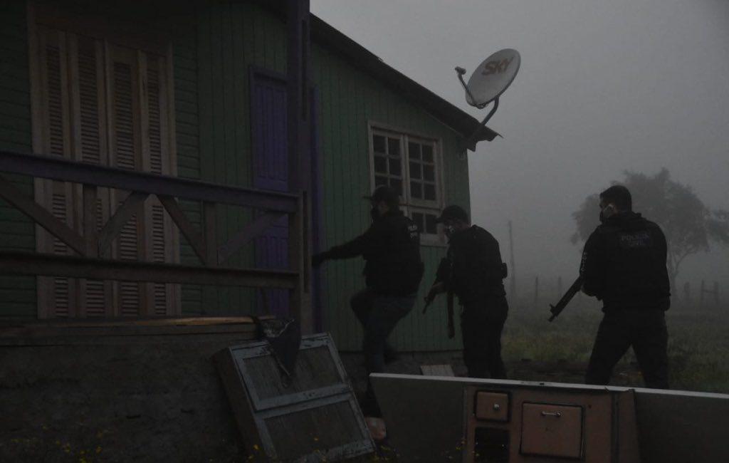 Polícia desarticula quadrilha especializada no roubo de cargas e cumpre mandados em Soledade e outras quatro cidades