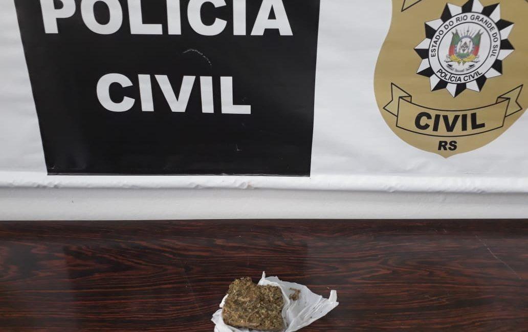 Três Passos: Homem é preso por tráfico de drogas em Padre Gonzáles