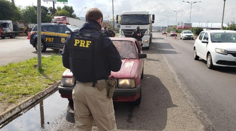 PRF divulga balanço da Operação Independência 2020 no Rio Grande do Sul