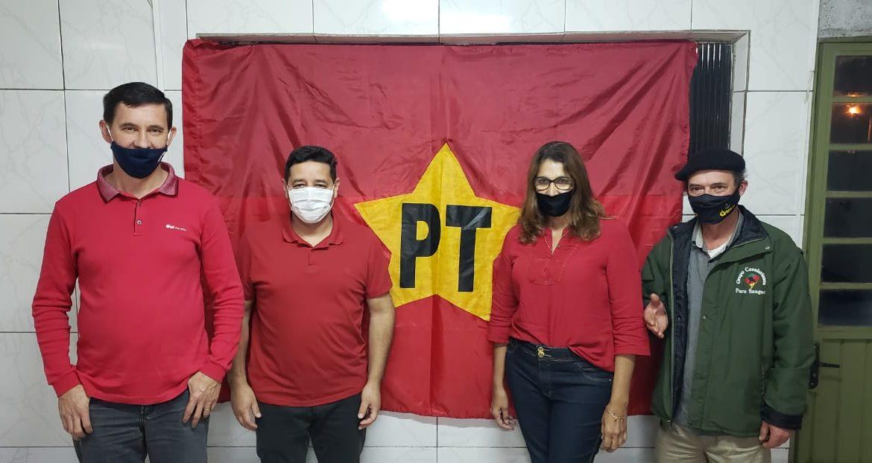 São Martinho: PT indica candidato a vice-prefeito na coligação com o MDB